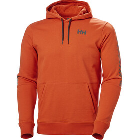 Helly Hansen Active Hoodie Men, patrol orange